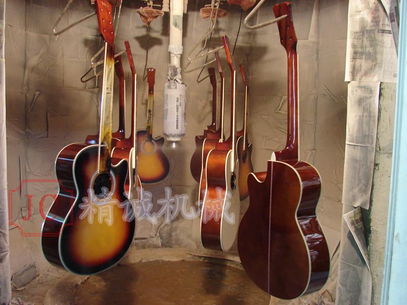 吉他静电喷涂设备