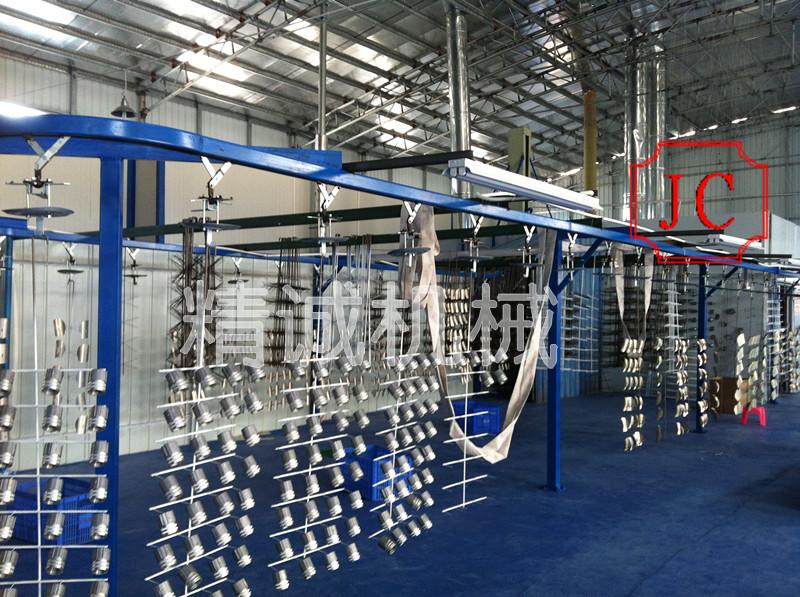 金属家电喷涂生产线
