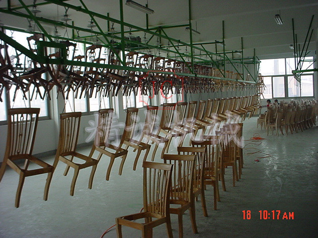 木器家具喷涂生产线