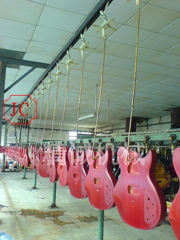乐器喷涂生产线